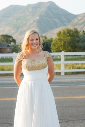 Utah senior photo