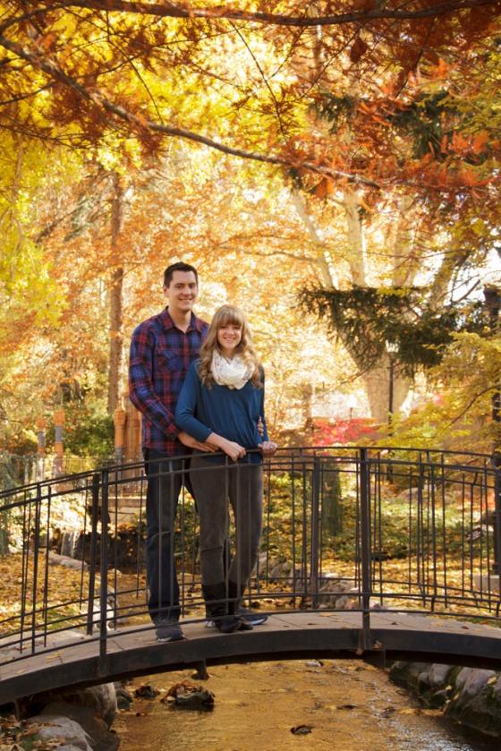 Salt Lake City fall photos