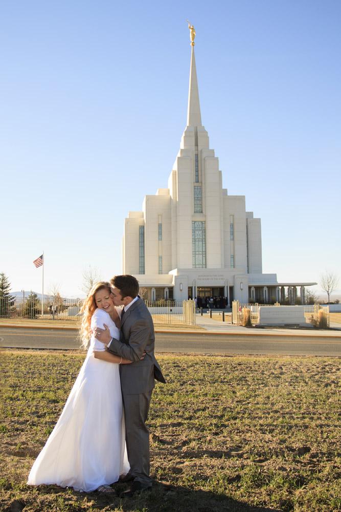 Rexburg Temple Wedding Rexburg Temple Wedding