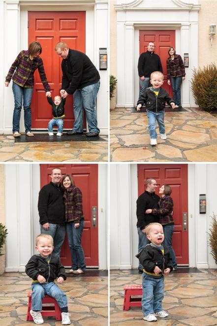 Door collage
