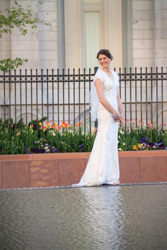 Temple Square Bridals