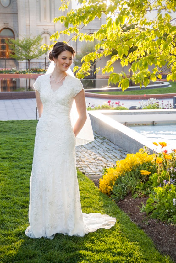 Temple Square Bridals