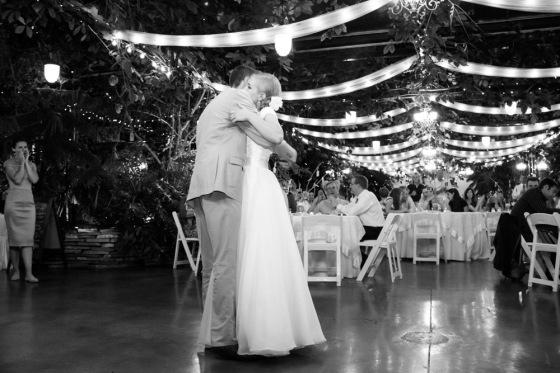 Highland Gardens Wedding Reception