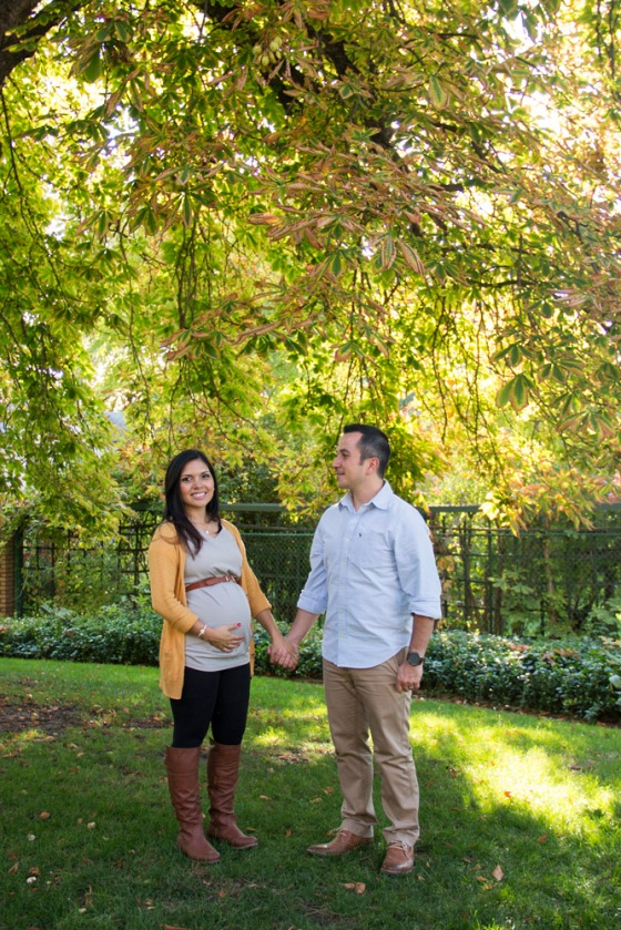 Garden Park Ward Maternity Photos