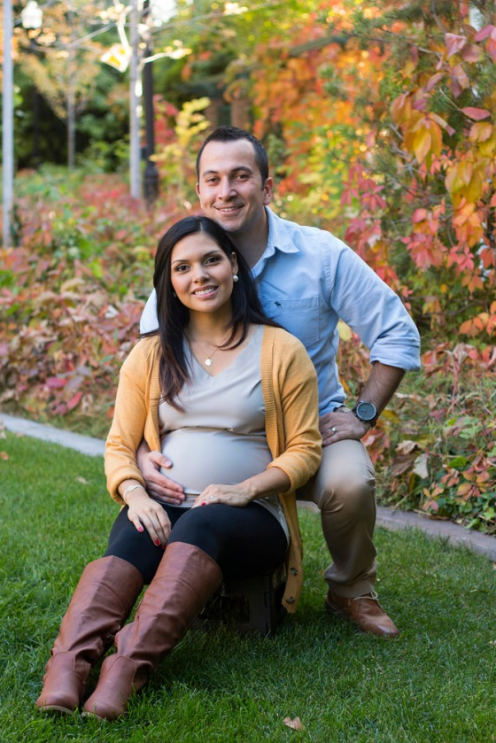 Fall Maternity Photos