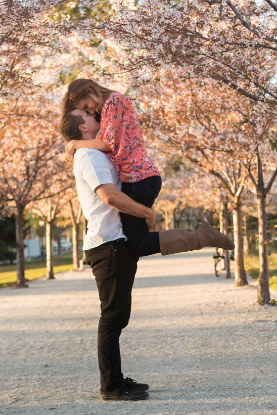 Blossom engagements