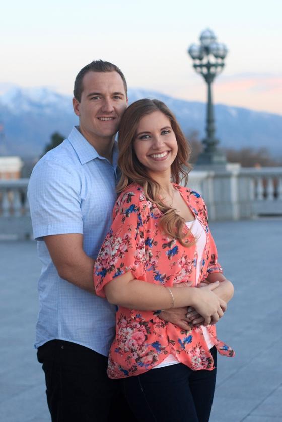 Utah State Capitol Engagements