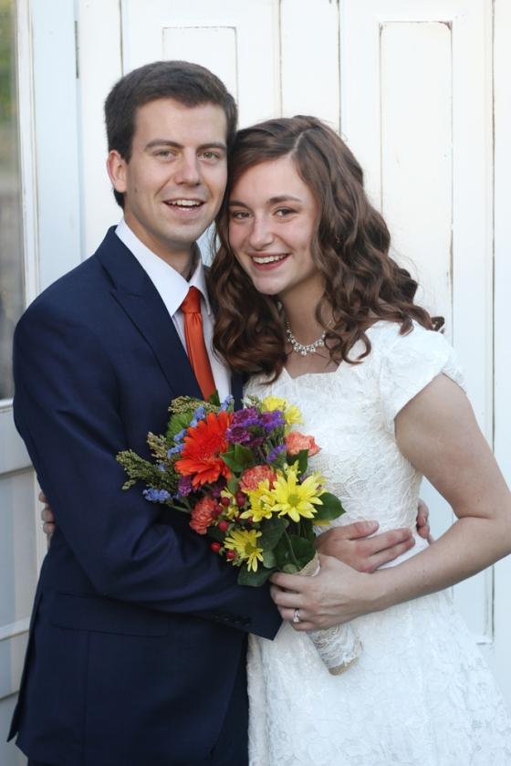 Silverdale wedding