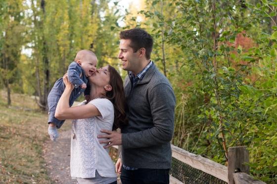 Luther Burbank Park Family Photos