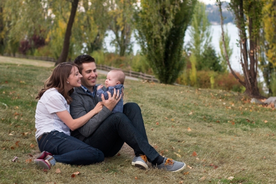 Mercer Island Family Pictures