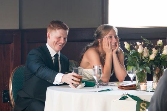 CI Shenanigans wedding