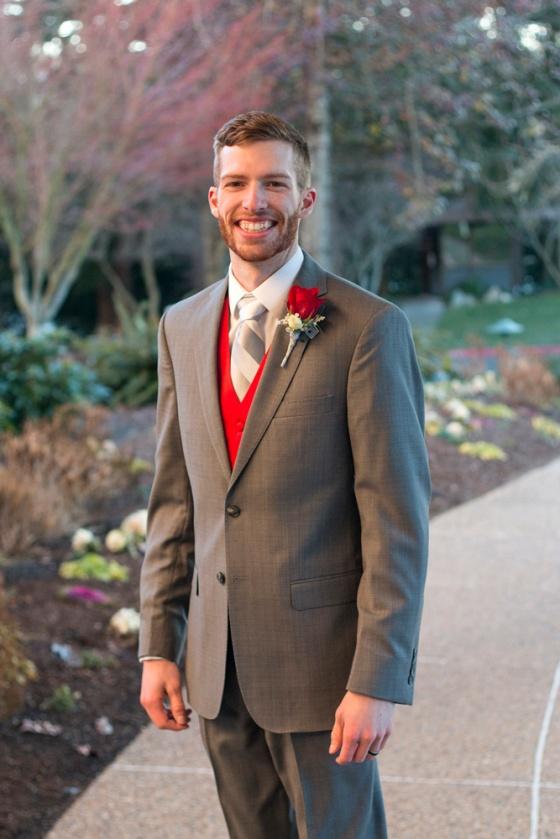 Seattle Temple Wedding