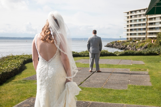 Ballard Bay Club Wedding