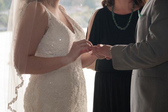Ballard Bay Club Seattle Wedding