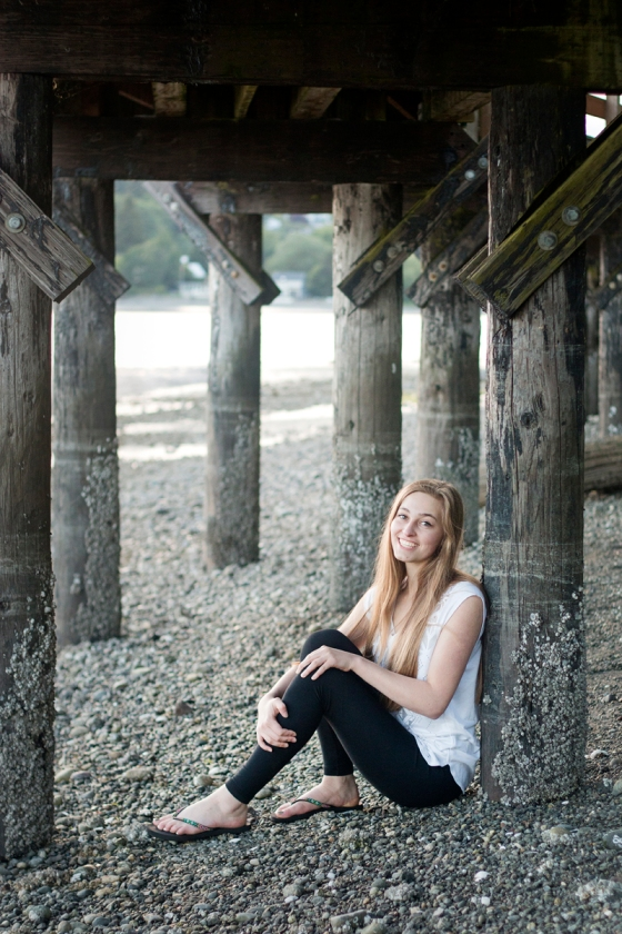 Poulsbo Senior Photos