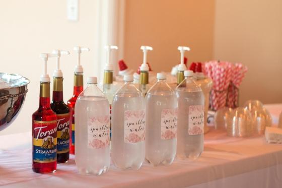 Wedding Italian Sodas