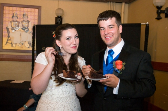 McMenamins Anderson School Wedding