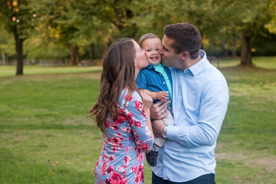 Lake Sammamish State Park Family Photography