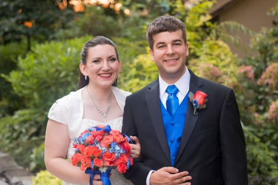 McMenamins Anderson School Wedding
