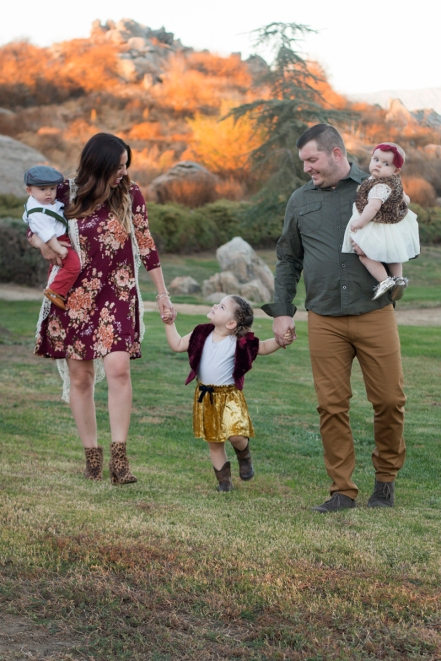 Southern California Family PIctures