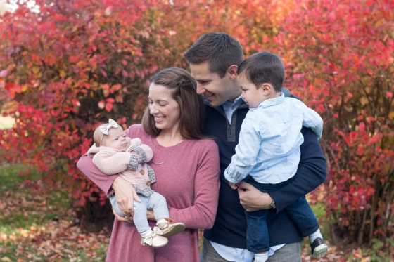 Fall family pictures