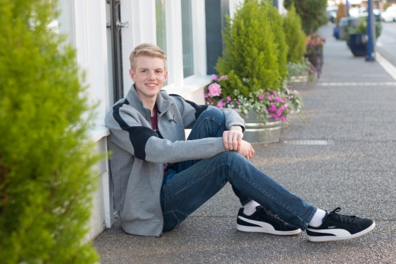 Poulsbo Senior Photography